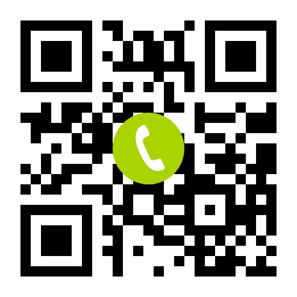 QR-Code: Telefon Futterschüssel-Exclusiv FSE